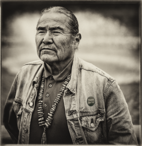 "Chili Yazzie: ""Give Us Our One Day to Say Our Peace"""