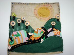 Exposição de arpilleras fica no Museu da Imigração de São Paulo de 13 de fevereiro a 15 de maio.