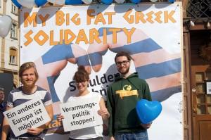 Flüchtlingselend in Griechenland: Erpressung beenden – Schulden streichen