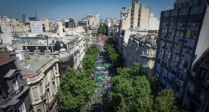 """Paro en Argentina: """"En cada rincón del país donde haya un estatal, habrá una lucha"""""""