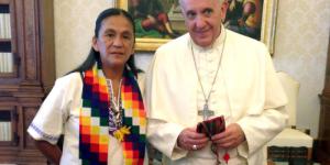 Milagro Sala, appello al Papa in vista dell'incontro con Macri