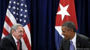 Obama anuncia viagem a Cuba em março