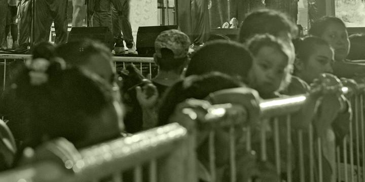 Represión en Bajo Flores: niños heridos y silencio de Ministerio