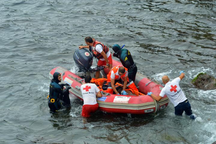 rescate innmigrante Santa Catalina fallecido 31-8-2015 10