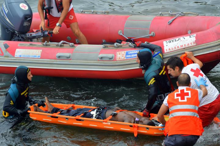 rescate innmigrante Santa Catalina fallecido 31-8-2015 6