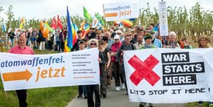 Büchel ist überall!: Offener Brief an Merkel, Obama und Stoltenberg