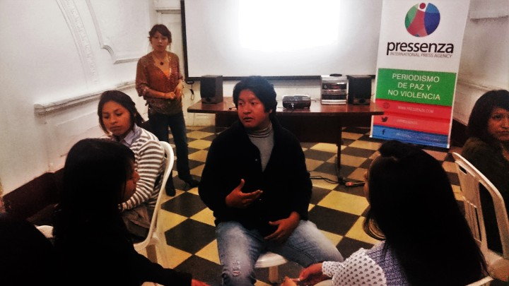 Encuentro de Comunicación para la No discriminación [#Video]