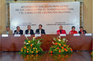 Colombia: New Peace Process with ELN