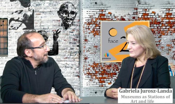 Gabriela Jurosz-Landa on Face 2 Face