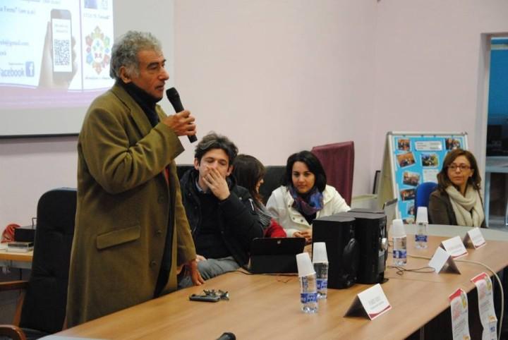Engagierter Journalismus – Farid Adly: wir wollen nicht die Version der Sieger erzählen