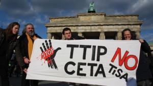 #NoalTTIP solicita al Ayuntamiento de Madrid que se declare zona libre de TTIP y CETA