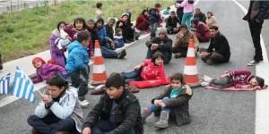 Non à la transformation de la Grèce en «dépôt d'âmes»