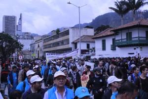 El paro en Colombia: reflejo de inconformidad