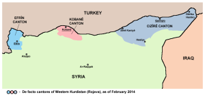 A Federal Syria: Kurdish Initiatives