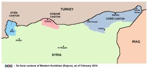 Μια Ομοσπονδιακή Συρία: Οι Κουρδικές Προτάσεις