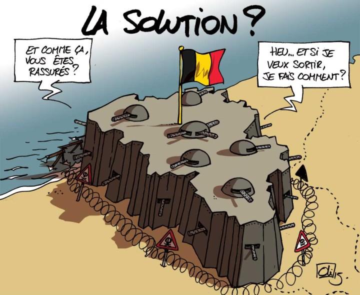 Attentat à Bruxelles ; comment sera Demain ?