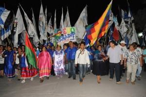 Regional y Popular 21: Pueblos originarios  perseguidos, desterrados, discriminados, asesinados