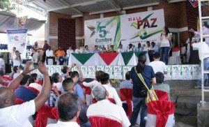 Decidido respaldo a los acuerdos de paz en el Valle del Cauca