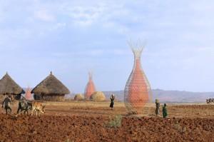 Warka Water: tecnología apta a regiones desérticas