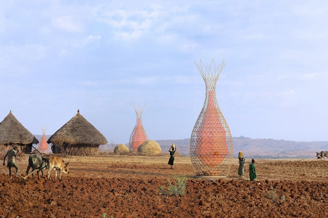 Warka Water as appropriate technology for desert regions