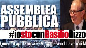 Assemblea pubblica per Basilio Rizzo candidato sindaco di Milano