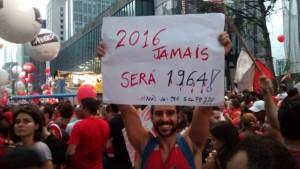 Brasile: mappa delle manifestazioni di oggi contro il golpe