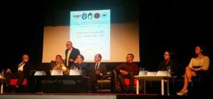 Jueces, abogados, víctimas y autoridades religiosas debaten en Castillejos la evolución del terrorismo