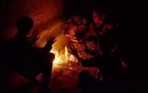 Gaza, sapersi adattare con elettrica fantasia