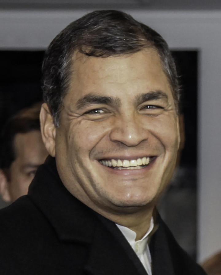 "Ecuadorian president warns of a new ""Condor Operation"" against progressive governments"