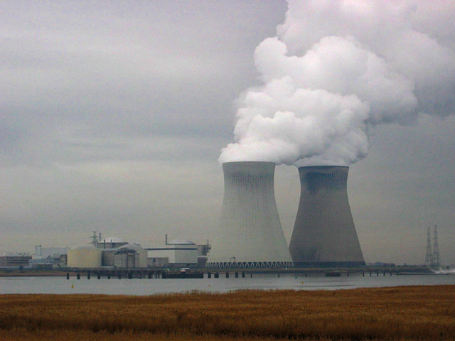 Brussels terrorists planned nuclear plants attack…