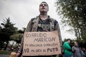Militante LGBTIQ secuestrado y torturado por la policia en Miramar