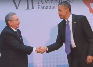 Obama visita Cuba