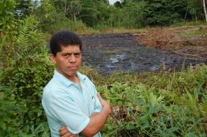 ''Chevron-Texaco no debe salir impune'' – Entrevista con Pablo Fajardo