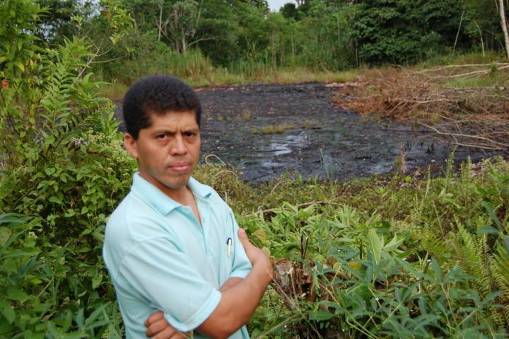 Chevron-Texaco darf nicht straffrei ausgehen – Ein Interview mit Pablo Fajardo