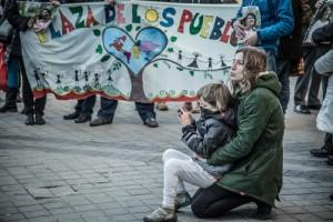 Berta Cáceres: sangre de mártir, semillas de libertad
