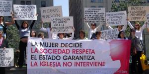 """Catalina Valenzuela: """"El aborto es una realidad de la que hacerse cargo como sociedad"""""""