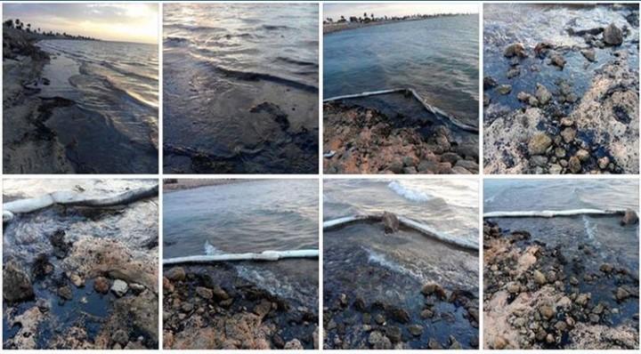 Trivelle in mare e incidenti