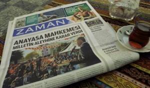 La libertad de prensa recibe otro duro golpe en Turquía