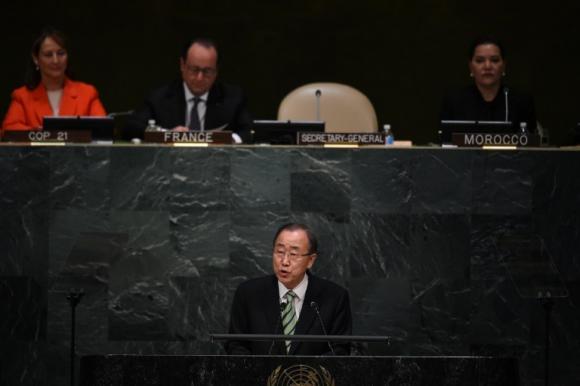 175 paesi hanno firmato all'ONU l'accordo sul cambio climatico