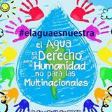 #elaguaesnuestra