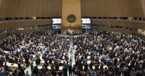 Developing Countries Take Lead at Climate Change Agreement Signing