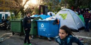 Europa muss Verantwortung für Flüchtlinge in Griechenland übernehmen