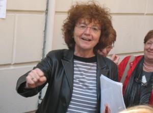 Coronavirus, der Aktivismus ist nicht zu bremsen – Anita Sonego, Haus der Frauen in Mailand