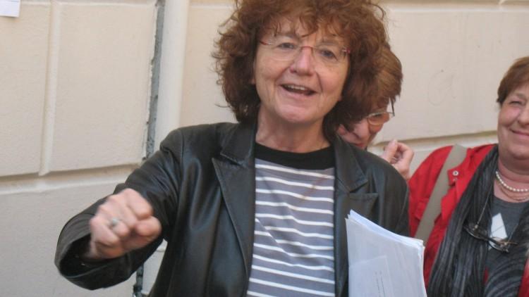 Coronavirus, der Aktivismus ist nicht zu bremsen - Anita Sonego, Haus der Frauen in Mailand