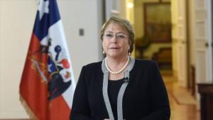 Bachelet anuncia inicio de segunda etapa para reformar la Constitución