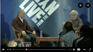 Noam Chomsky: Bernie Sanders is not a radical