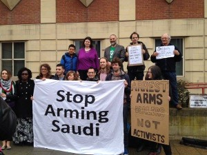 London: Eight anti-arms fair activists acquitted of charges
