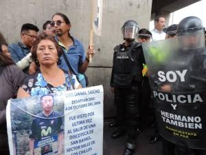 Personas desaparecidas en Ecuador: Hoy me ves, mañana no.