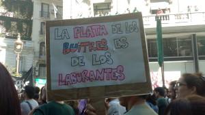 Argentina: Miles de trabajadores del Estado se movilizan ante despidos masivos