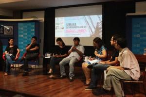 Equipe de Base Warmis realiza painel sobre mídia e migração no Brasil